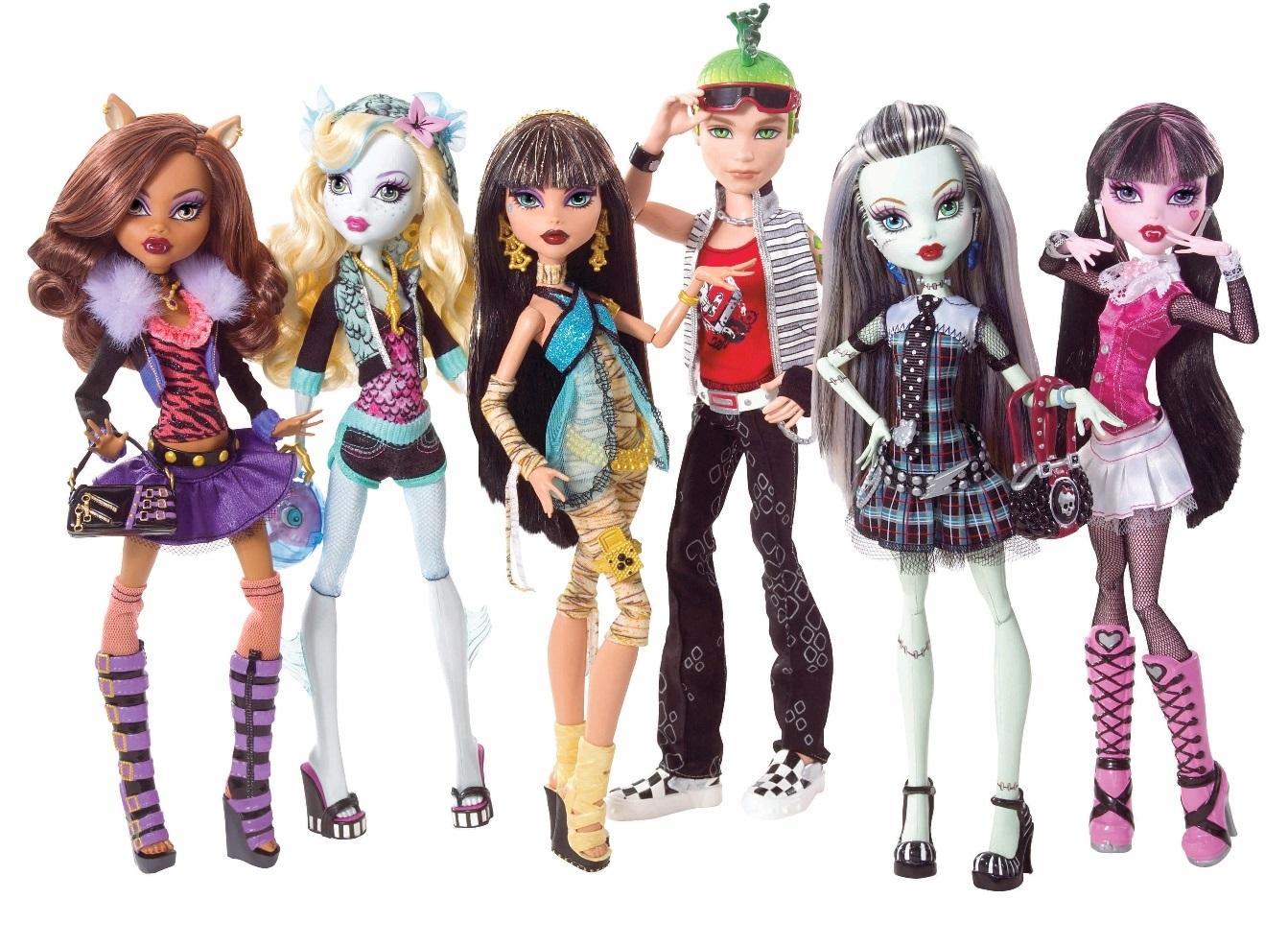 Monster High Bonecas Maria Haute Coiffure Blog Carola Duarte