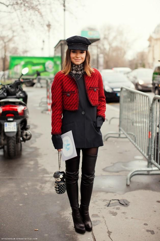 miroslava-duma-casaqueto-de-tweed-coco-chanel-blog-de-moda-carola-duarte