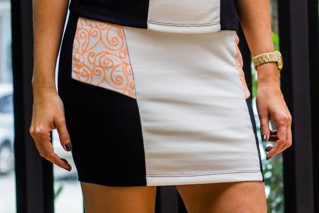 look-da-carola-conjunto-preto-e-branco-bordado-laranja-luks-moda-mineira-blog-carola-duarte