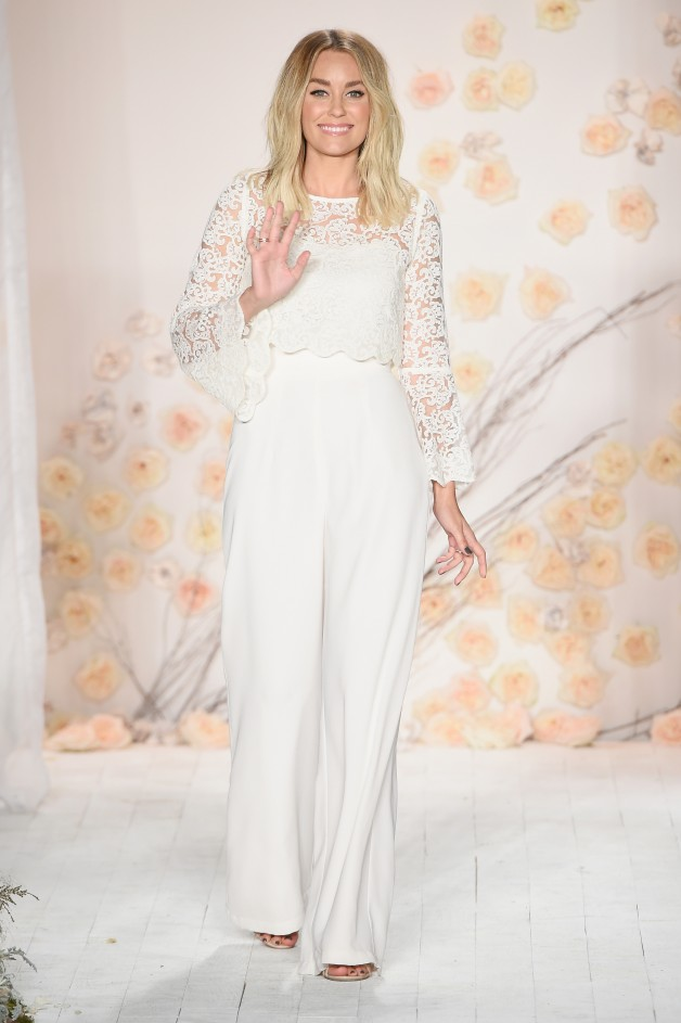 LC Lauren Conrad - Runway - Spring 2016 New York Fashion Week