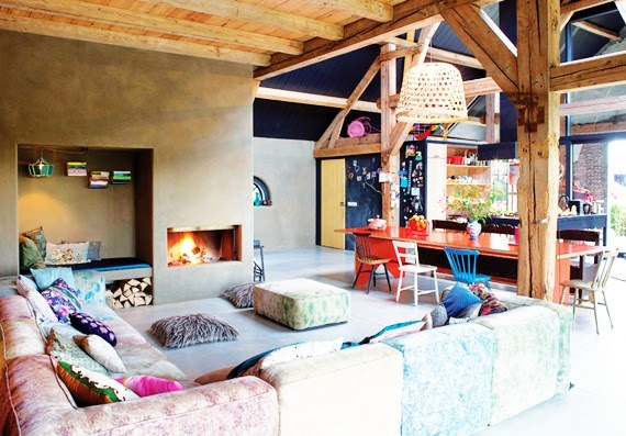 Decor Inspired: casa no campo