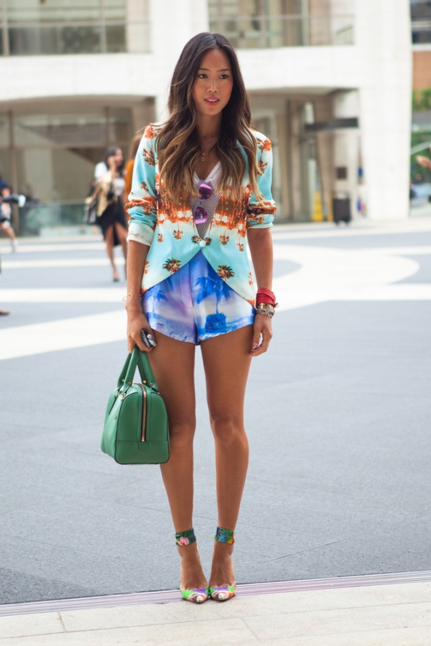 O estilo de Aimee Song do blog Song of Style