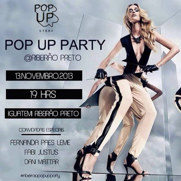 Pop Up Store no Shopping Iguatemi