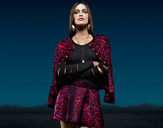 Lilly Sarti para C&A Shopping Iguatemi